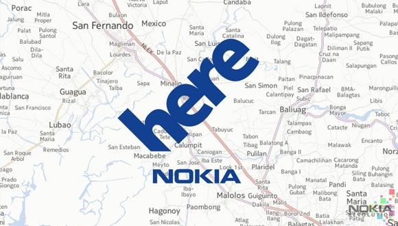 Nokia, Here Maps'ı Satıyor!