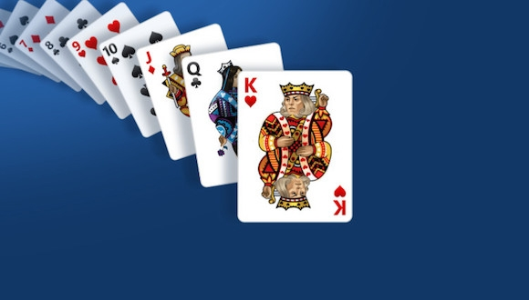 Windows 10 Solitaire Göründü!
