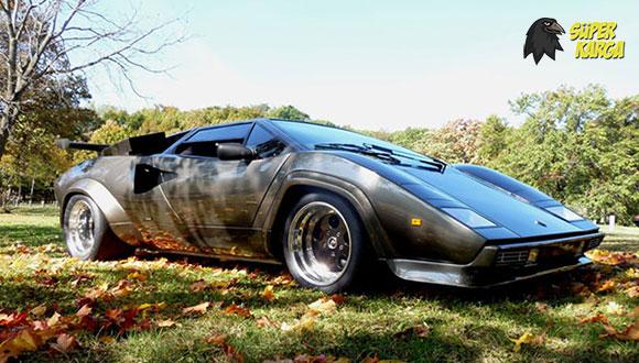 El Yapımı Lamborghini