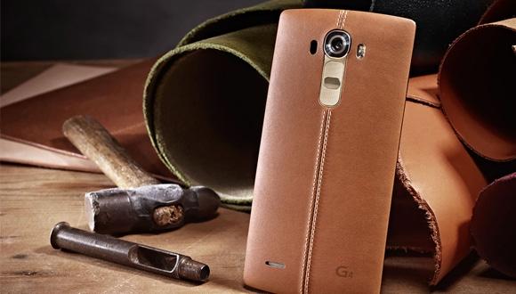 LG G4'e Merhaba Deyin!