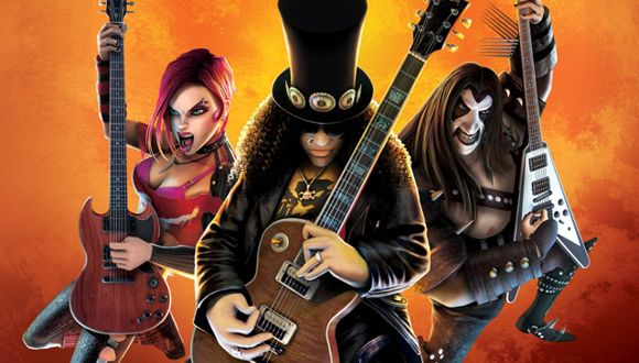 Yeni Guitar Hero Oyunu mu Geliyor?