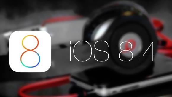 iOS 8.4 Beta Yayınlandı