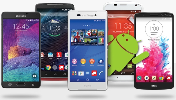 Android Telefonunuz Sahte Olabilir!