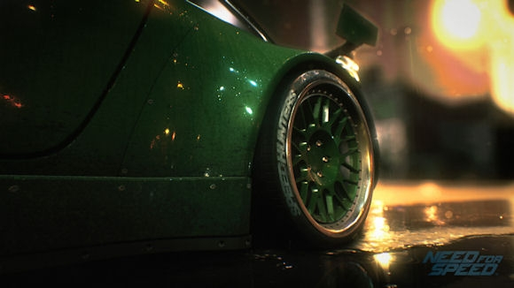 Yeni Need For Speed gözüktü mü?