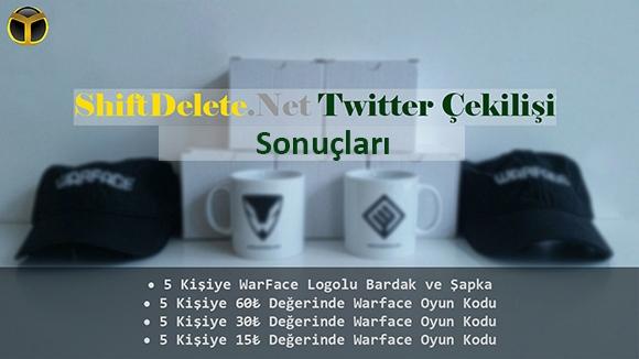 Ödüllü Twitter Çekilişi Sonuçları