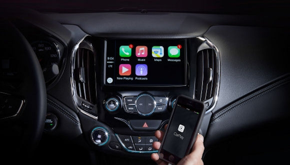 Chevrolet'ten CarPlay ve Android Auto Atılımı