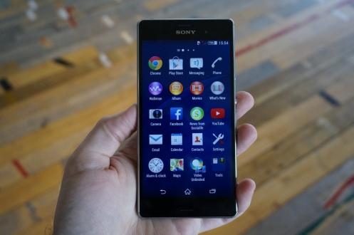 Sony'den Quad HD Ekran Açıklaması