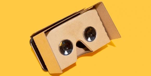 Google Fotoğraflar ve Cardboard iOS'ta!