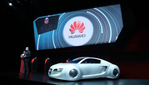 Huawei ve Audi'den Büyük İşbirliği