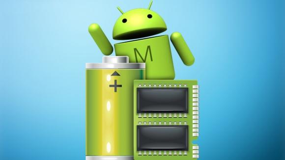 Android M ile RAM Yöneticisi Yenileniyor