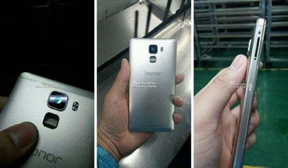 Huawei Honnor 7 Göründü