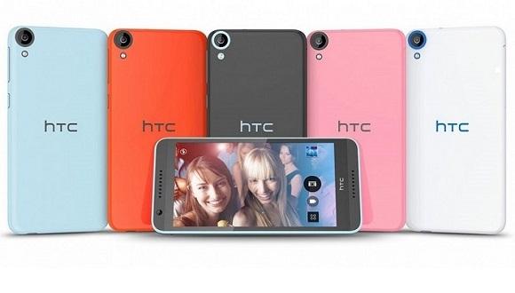 HTC Desire 820G+ ve 626G+ Satışta