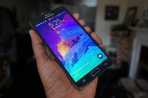 Galaxy Note 4 için Android 5.1.1 Geliyor!