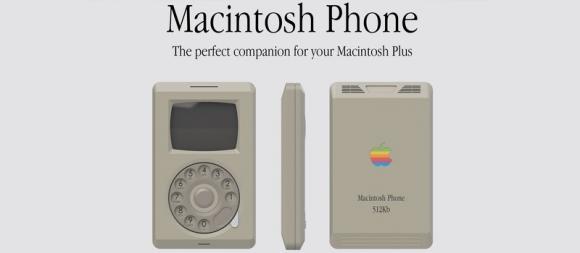 Apple 1984'te Telefon Yapsa Nasıl Olurdu?