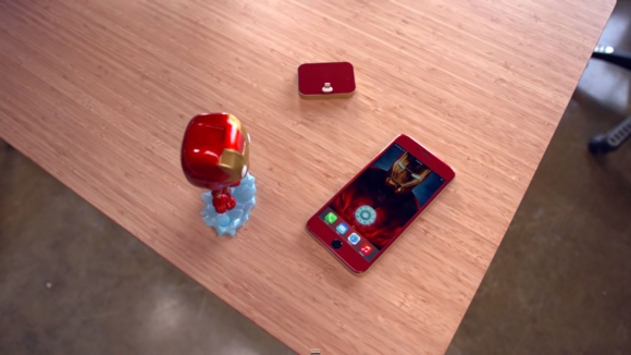 25 Dolara Iron Man Temalı iPhone 6