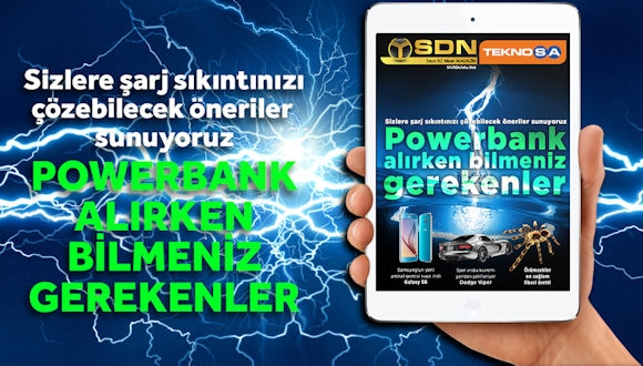 SDN Teknosa Magazin Haziran 2015 Sayısı Yayında