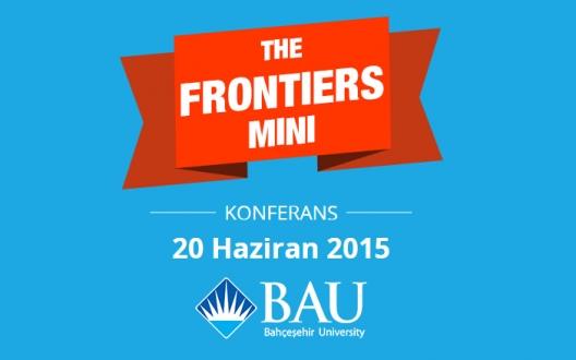 The Frontiers Mini Etkinliği Başlıyor