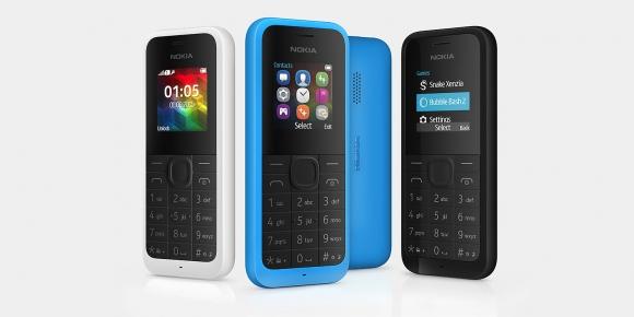 20 Dolarlık Yeni Nokia 105 Geliyor!