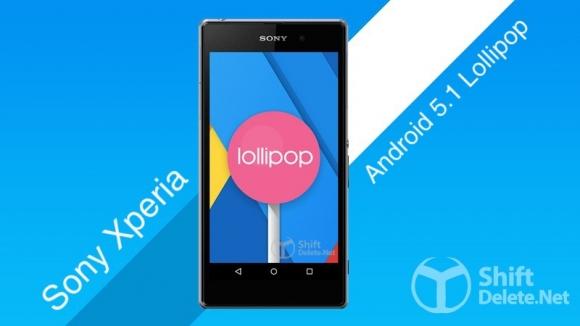 Android 5.1 Alacak Xperia Modelleri