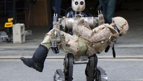 Pentagon Robot Yarışması Düzenliyor