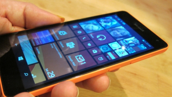Lumia 535 Görselinde Büyük Hata
