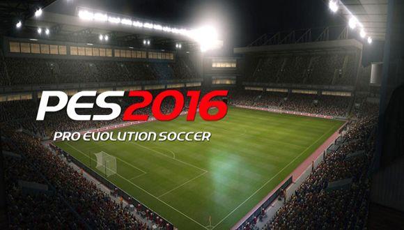 PES 2016 Gözüktü