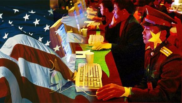 Çinli Hackerlar ABD Memurlarına Saldırdı