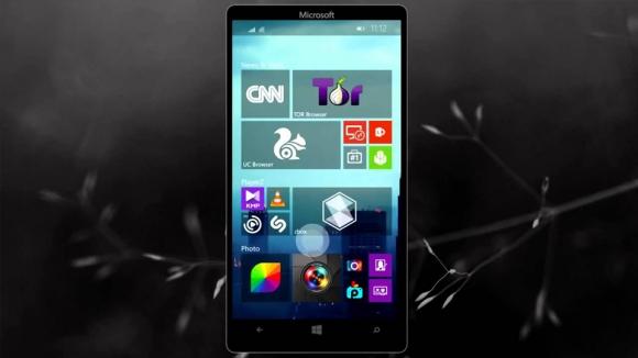 Windows 10 Mobile'dan Yeni Görüntüler