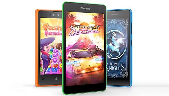 Lumia'lılara Gameloft Oyunlarında Hediye Paketi