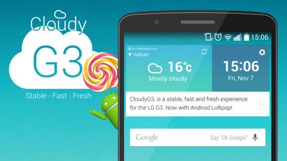 LG G3'ü LG G4'e Çevirin!