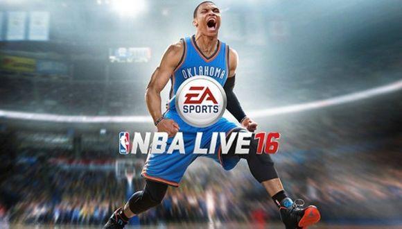 NBA Live 16 Geliyor!