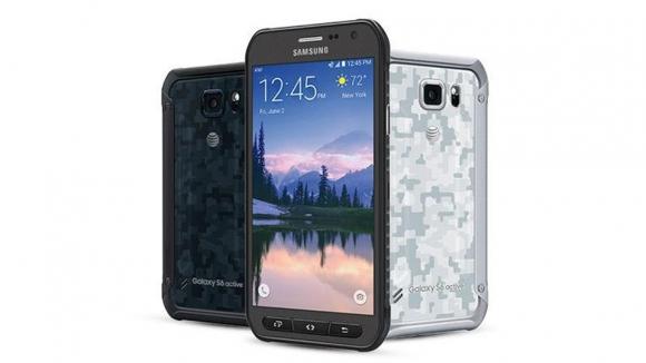 Samsung Galaxy S6 Active Tanıtıldı