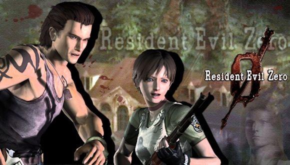 RE Zero Remaster Ekran Görüntüleri
