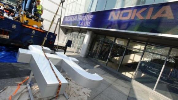 Microsoft, Nokia Theatre İsim Haklarını Aldı