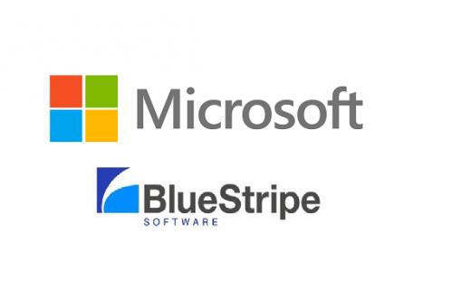 Microsoft BlueStripe'ı Bünyesine Kattı!