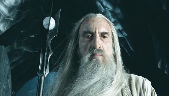 Yüzüklerin Efendisi'nin Saruman'ı Vefat Etti