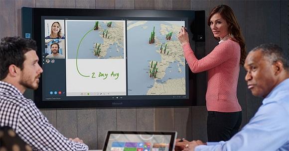 Surface Hub Satışları Başlıyor!
