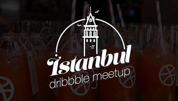 2. Dribbble Istanbul Meetup Başlıyor
