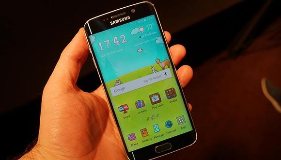 Galaxy S6 için Yeni Temalar Yayınlandı!