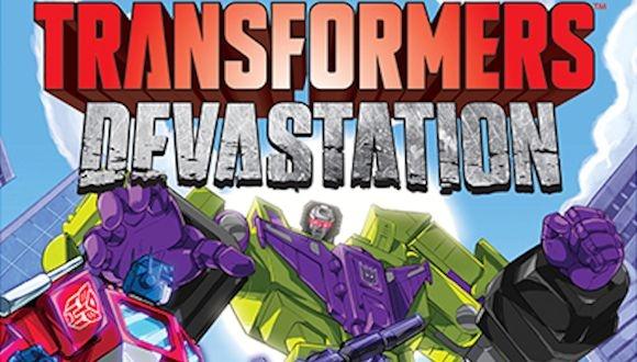 Transformers Devastation Sızdırıldı!