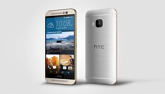 HTC One M9 İndirime Girdi