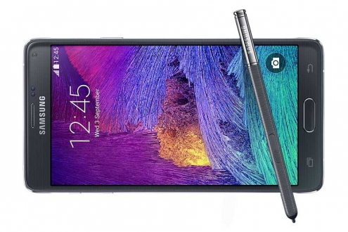 Galaxy Note 4 için Android 5.1.1 Testte!