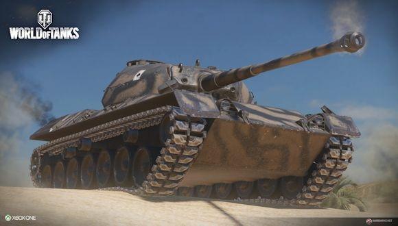 World of Tanks, Xbox One Çıkış Tarihi