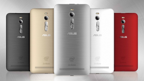 ZenFone 2 Güncelleme Aldı!