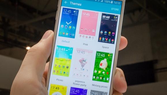 Galaxy S6 için Yeni Temalar Geliyor