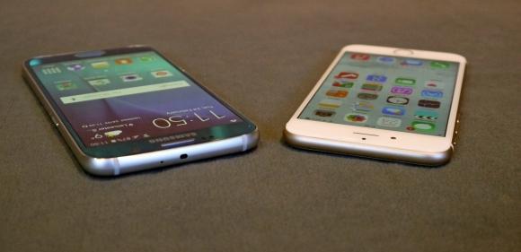 Galaxy S6 ile iPhone 6 Kamera Karşılaştırması