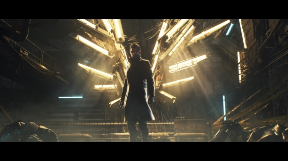 Yeni Deus Ex'te Yine İlluminati Sesleri