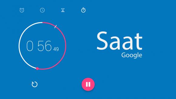 Google Saat Uygulaması Yayınlandı