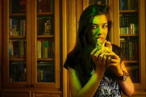 Rus Kızların Yeni Gözdesi: Döner Kebap