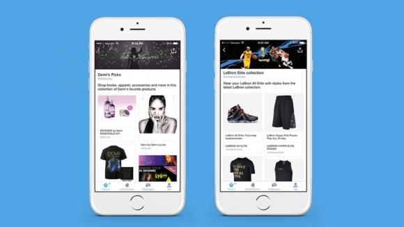 Twitter, Ürün ve Yer Sayfalarını Tanıttı